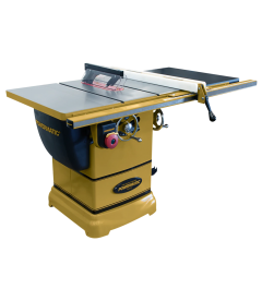 """PM1000, 1-3/4HP 1PH TABLE SAW, W/ 30"""" ACCU-FENCE SYSTEM"""