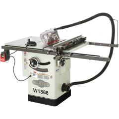 """W1888 10"""" Hybrid Table Saw With Riving Knife"""
