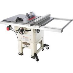 """W1837 10"""" 2HP Open-Stand Hybrid Table Saw"""
