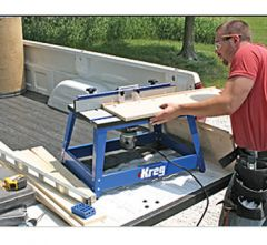 Precision Benchtop Router Table ITEM - PRS2100