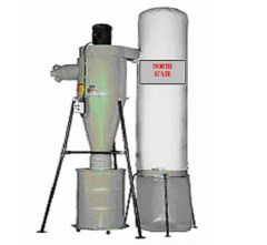North State CT-25SDC Heavy Duty Dust Collector