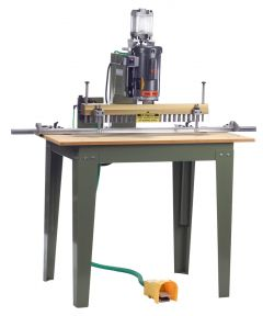 23 Spindle Boring Machines