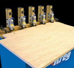 Panel Boring Pocket Hole Machine ITEM - DK5100