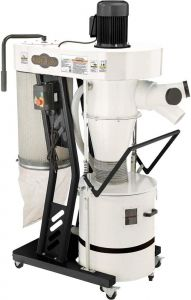 W1868 2 HP Portable Cyclone Dust Collector