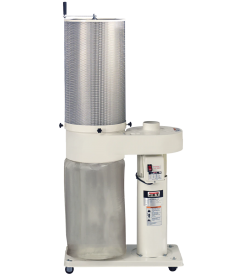 650 CFM DUST COLLECTOR WITH 2 MICRON CANISTER FILTER