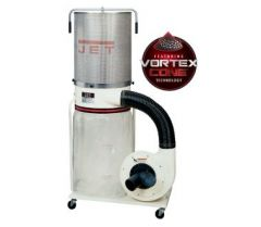 DC-1200VX-CK1 Dust Collector, 2HP 1PH 230V, 2-Micron Canister Kit