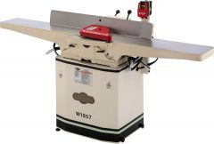 """W1857 8"""" Dovetail Jointer with Mobile Base"""