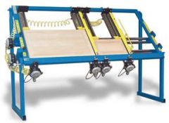 717A-DDC  Large Capacity Double Door Clamp