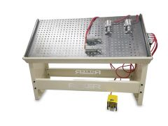 R450V Panel Clamping System