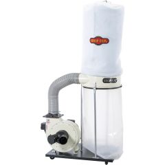 W1666 2 HP Dust Collector