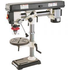 W1669 1-2 HP Benchtop Radial Drill Press