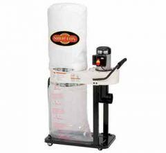 W1727 SHOP FOX® 1 HP Dust Collector