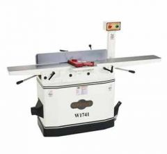 W1741 SHOP FOX® 8 inch Jointer With Parr Adj Beds
