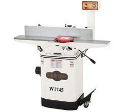 W1745 SHOP FOX® 6 inch Jointer W - Mobile Base
