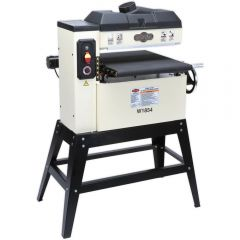 """W1854 18"""" 1.5 HP Open-End Drum Sander w/Variable-Speed Feed"""