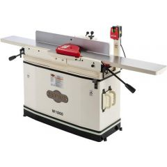 """W1860 8"""" x 76"""" Parallelogram Jointer with Helical Cutterhead & Mobile Base"""